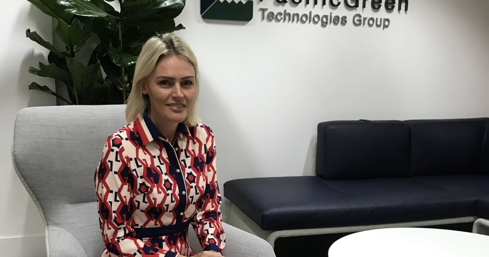 Tanja Gullestrup - bringing recruitment science into the world of environmental technology